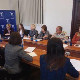 """Дослідження """"Паспорт безпеки України: національний та регіональний виміри"""""""